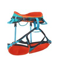 Mission Womens Climbing Harness Tropical