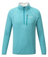 Girl's Pro Lite Half Zip Fleece
