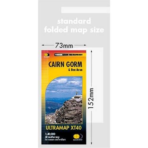 Ultramap Cairn Gorm Xt40