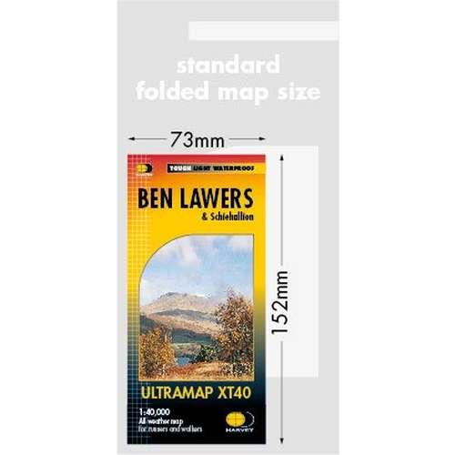 Ultramap Ben Lawers XT40