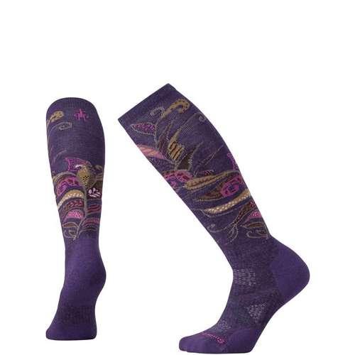 Women's Ski Medium Pattern Socks