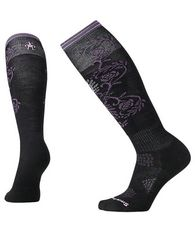 Women's Ski Light Pattern Socks