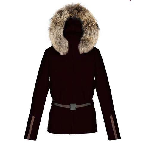 Women's Belted Stretch Jacket