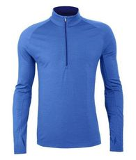 Men's Zone Long Sleeve 1/2 Zip Base Layer