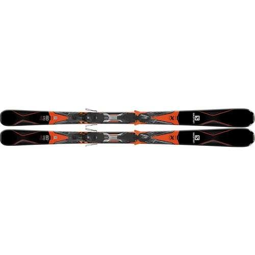 X Drive 8.0 Ti ski with XT12 binding