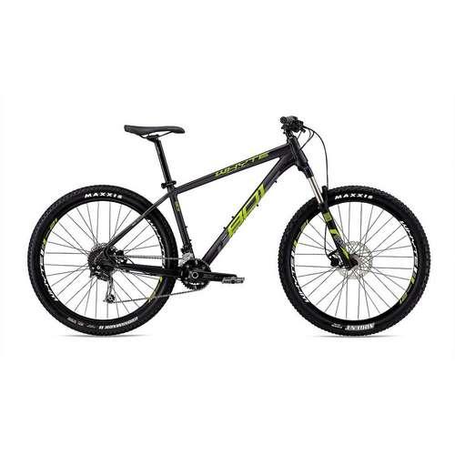 801 (2017) Hardtail Trail Bike
