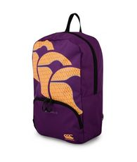 Back To School Purple Backpack