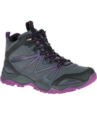 Womens Capra Rise Mid Waterproof Shoe