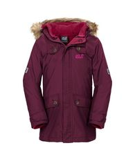 Girls Rhode Island 3 in 1 Parka Jacket