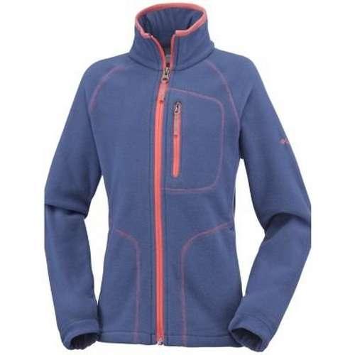 Girls Fast Trek II Fleece Jacket