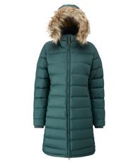 Women's Deep Cover Padded Parka