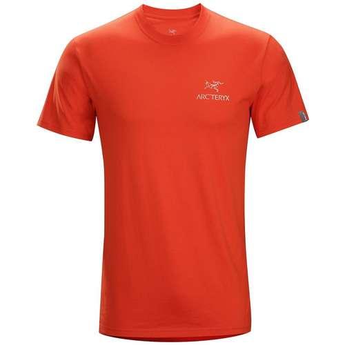 Men's Bird Emblem Ss T Shirt