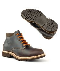 Mens Siena Goodyear Welt Boot