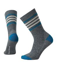 Women's Hike Medium Striped Crew Sock