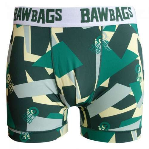 Men's Cool De Sacs Camo Boxers