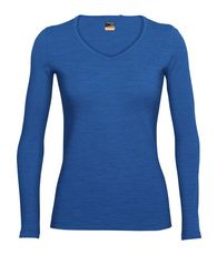 Women's Oasis Long Sleeve V-Neck