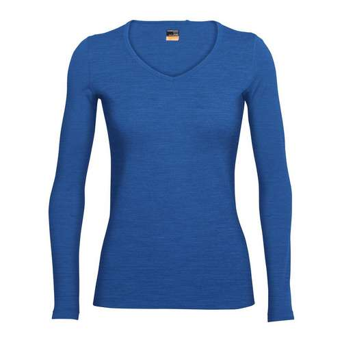 Women's Oasis Long Sleeve V-Neck