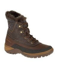 Womens Sylva Mid Lace Waterproof Boot