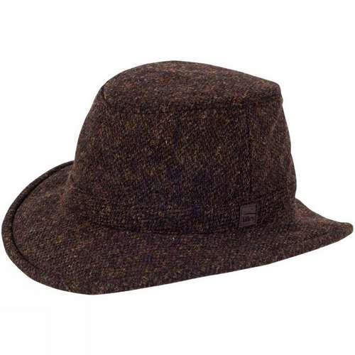 TW2 Classic Harris Tweed Winter Hat