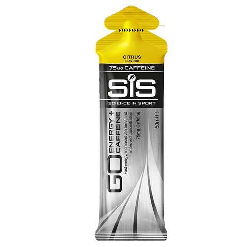SIS Go Gel Caffeine Citrus 60ml