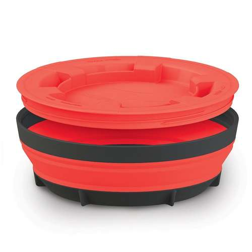 X-Seal & Go Collapsible Food Container