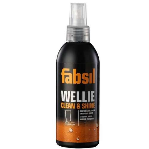 Fabsil Wellie Clean and Shine