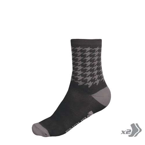 Men's Houndstooth Sock (2 Pack)
