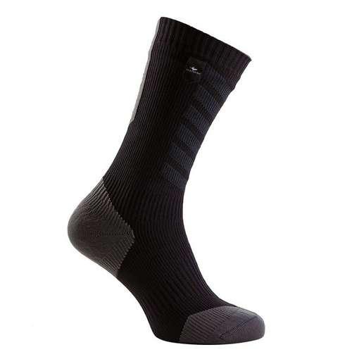 Mtb Thin Mid Waterproof Sock With Hydrostop