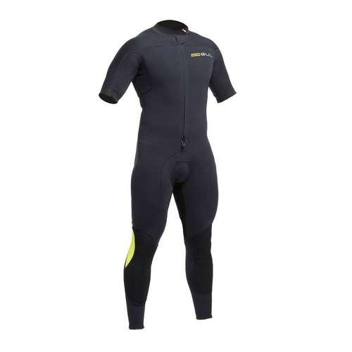 Men's Code Zero 3/2mm FL Short Arm Wetsuit