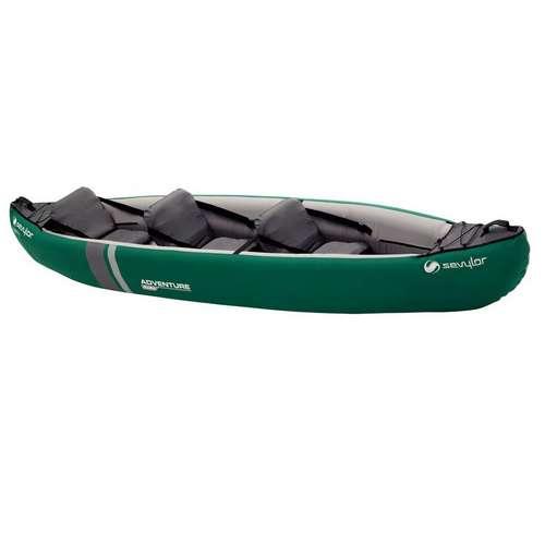 Adventure Plus Inflatable Canoe