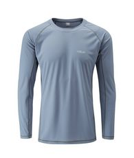 Men's Interval Long Sleeve T-Shirt