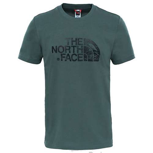 Men's Woodcut Dome T-Shirt