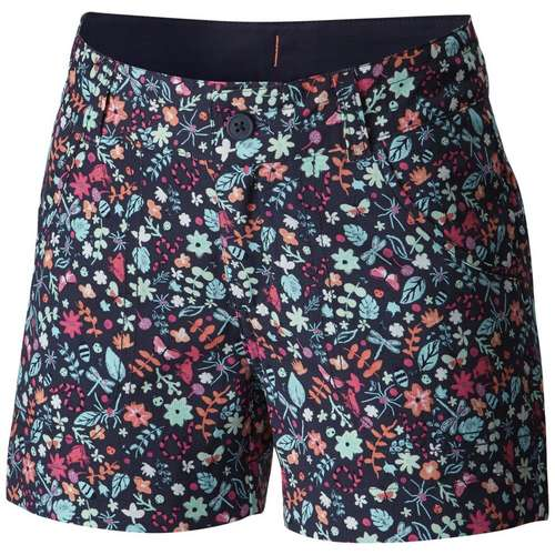 Kid's Silver Ridge Printed Short