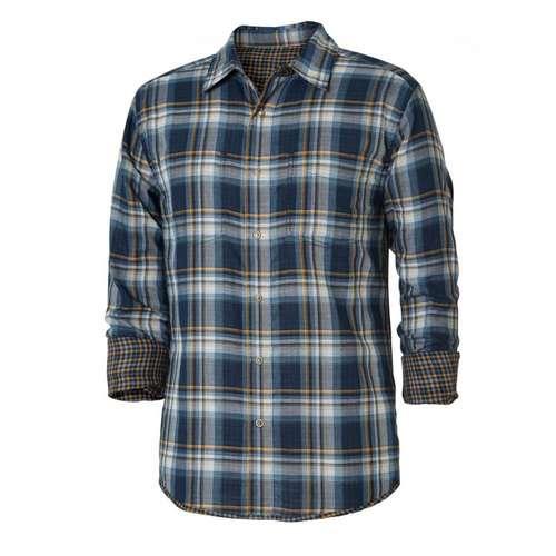 Men's Double Cloth Reversible Shirt