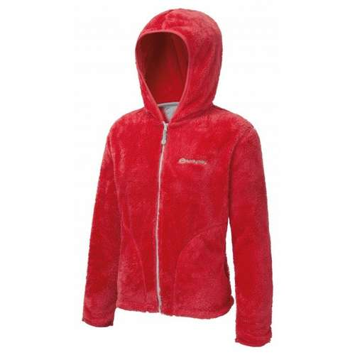 Girls Lara Hooded Fleece