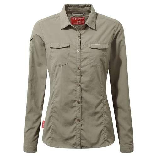 Women's Nosilife Adventure Long Sleeve Shirt