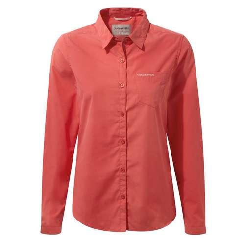 Women's Kiwi Long Sleeve Shirt