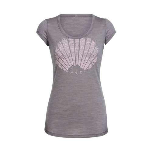 Women's Spheria Short Sleeve Scoop T-Shirt