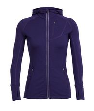 Women's Quantum Long Sleeve Hooded Jacket