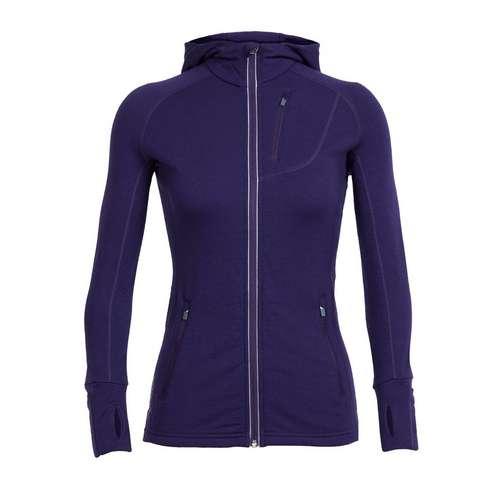 Women's Quantum Long Sleeve Hooded Jacket