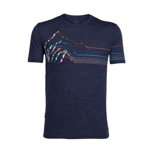 Men's Tech Lite Short Sleeve Seismgraph T-Shirt