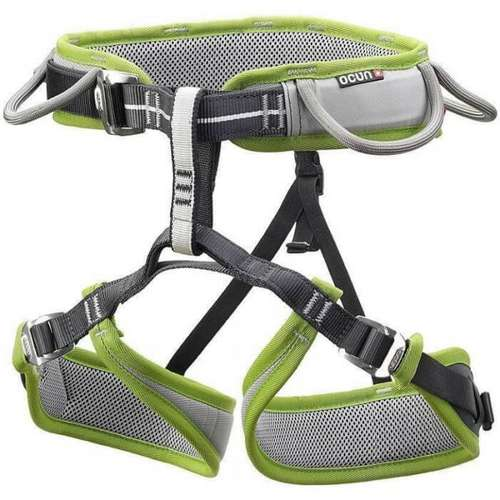 Twist Tech Harness with Chalk Bag
