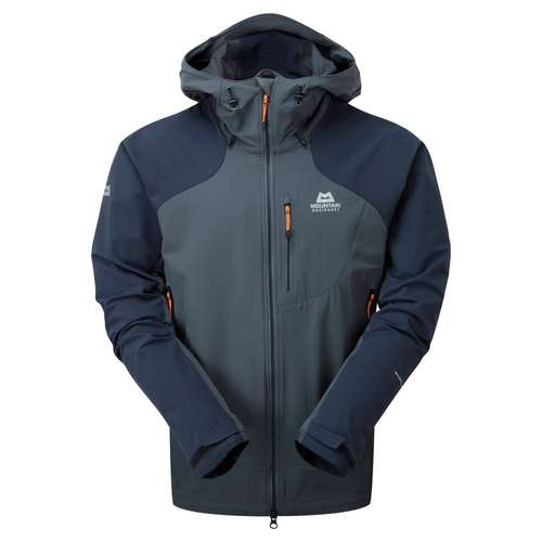 Men's Frontier Hooded Jacket