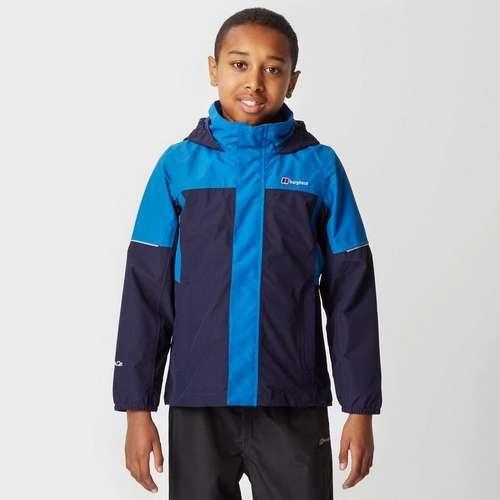Kids' Berghaus Carrock 3 In 1 Jacket