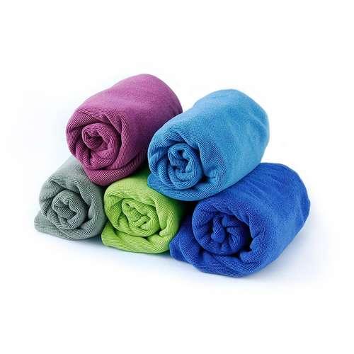 Tek Towel Blue Large 60x120