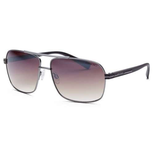 Pilot Matt Black Sunglasses
