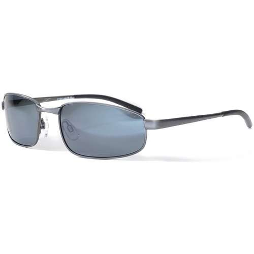 Square Gunmetal Sunglasses