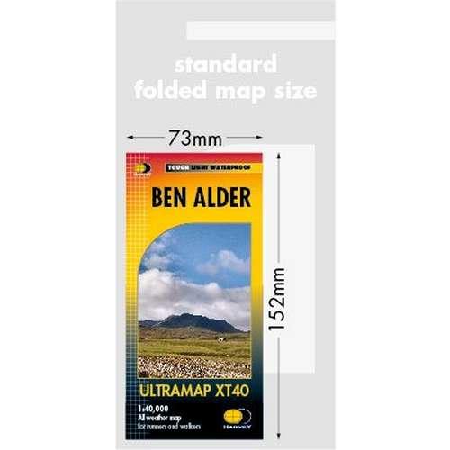 Ultramap Ben Alder XT40