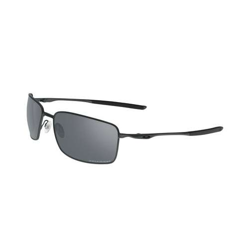 Square Wire Grey Polarized Glasses