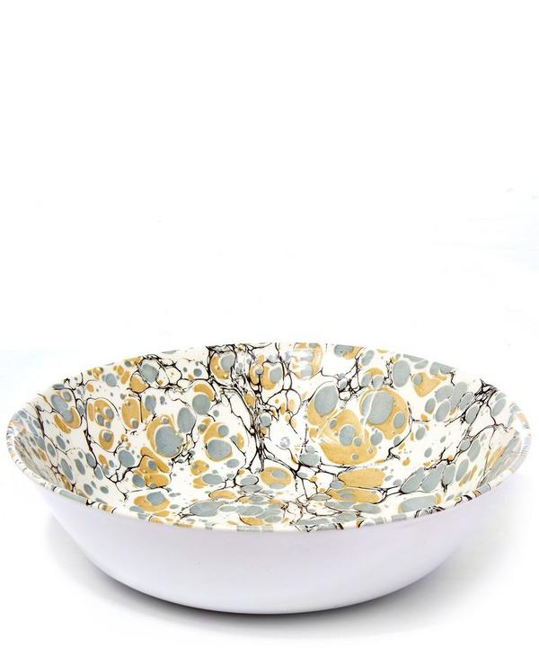 Marbled Cereal Bowl